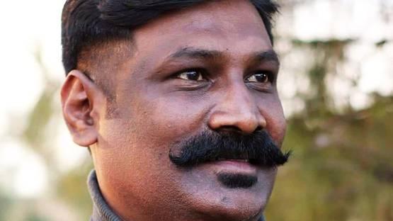 Kanthraj N - portrait