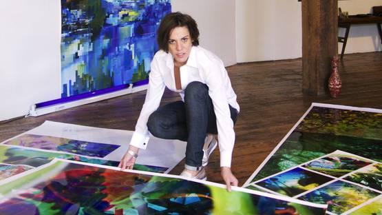 Karine Laval - portrait