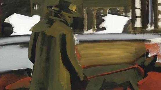 Karl Horst Hödicke - Untitled - Image via mutualart