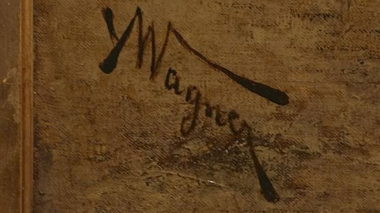 Karl Wagner - Signature, photo by Susanins