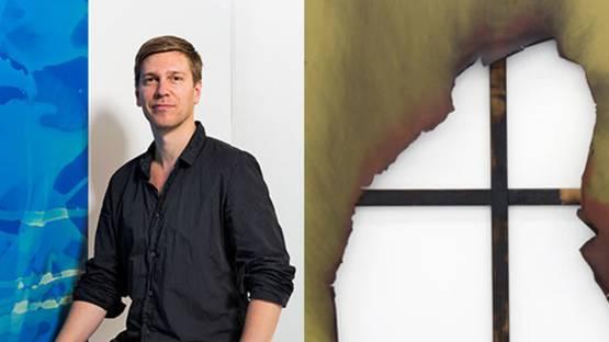 Kasper Sonne portrait - Image source Architectural Digest