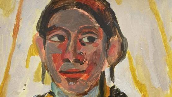 Katy Papineau - After Modersohn-Becker, 2020 (detail)