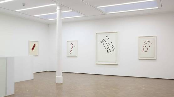 Keith Coventry - Twentieth Century Estates, at Modern Collections, London, 2013, installation view
