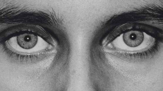 Ken Ohara - Face 1 (detail), 1970, from the series One - image via christiescom