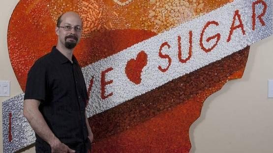 Kevin Champeny - I Love Sugar, photo credits - artist
