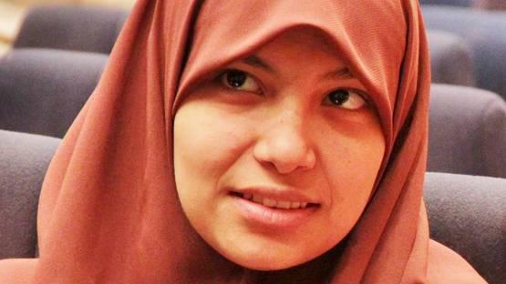 Khadiga El-Ghawas portrait