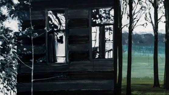 Kirsten Everberg - You Know (Mirror), 2013, detail