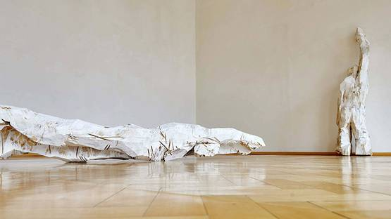 Klaus Prior - Neues Schloss Kisslegg, installation view at the Museum Wachter, 2015
