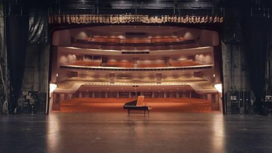 Klaus Frahm - Los Angeles Opera, Dorothy Chandler Pavilion, 2019 (detail)