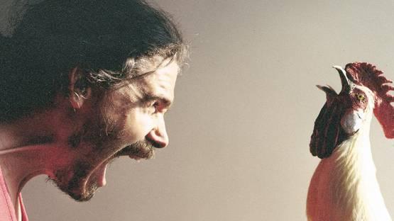 Koen Vanmechelen - portrait, photo credits Maryse Leysen