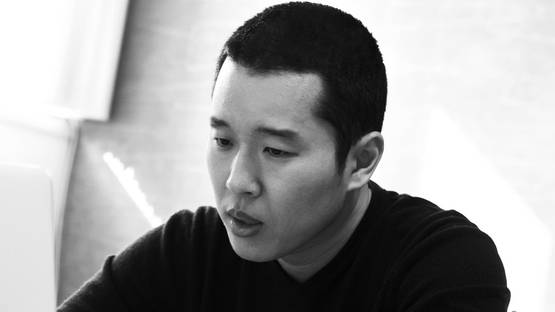 Koh Sang Woo - portrait - photo credits of the artist
