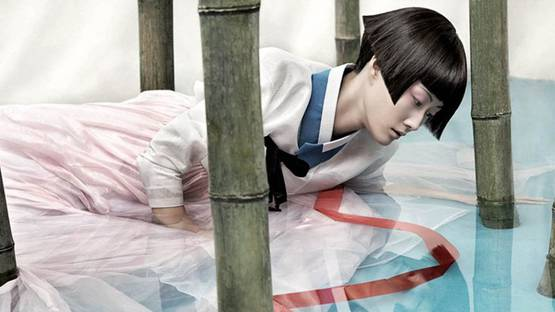 Kyung Soo Kim - image for Vogue Korea (detail)