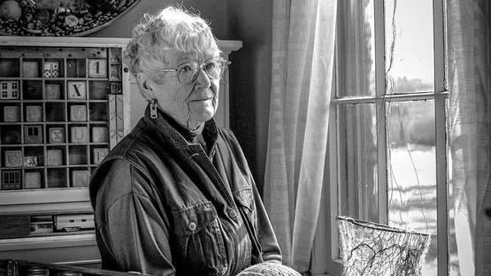 La Wilson's Portrait - image via taxelimagegroupcom