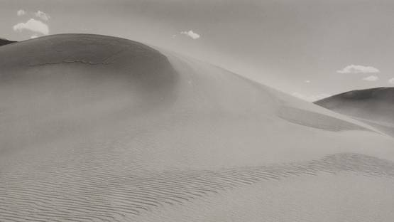 Laura Gilpin - Sand Dunes - image courtesy of Phillips