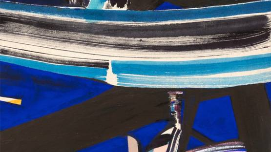 Laura Newman - Topspin, 2016 (detail)