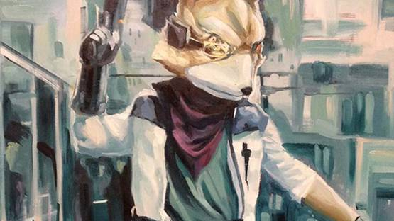 LeBA - Star Fox (detail)