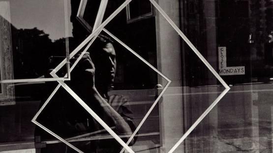 Lee Friedlander - Self-portrait, Buffalo New York, 1968