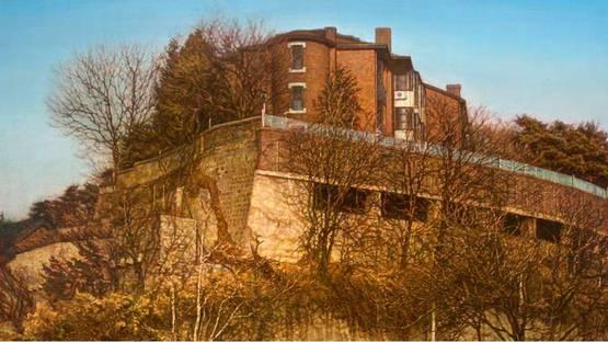 Lee ManNa - Castle (detail), 2012, photo via hzone