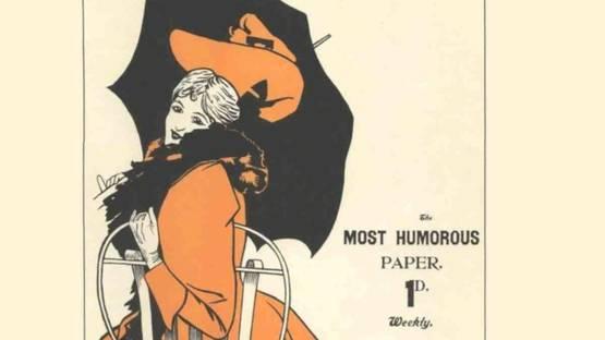 Leonard Raven-Hill - Pick-Me-Up, 1897 (detail)