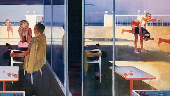 Leonardo Cremonini - artwork, photo via ekathimerini
