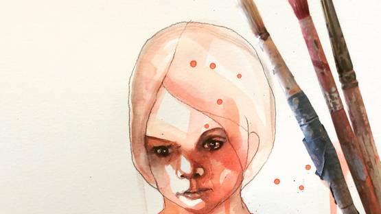 Line Osmundsen - In Studio