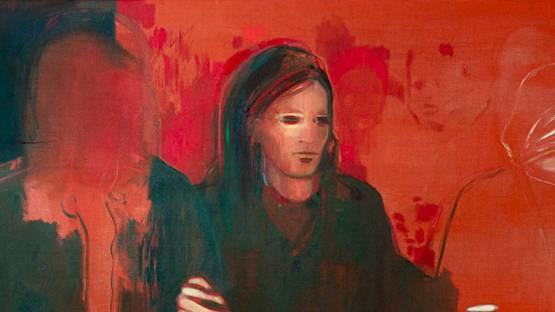 Lisa Brice - Untitled (LBTTF006), 2012 (Detail) - Copyright Goodman Gallery