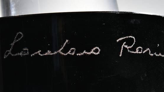 Loredano Rosin -Signature, photo by Skinneric