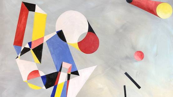 Lorraine Benton - Geometry III (detail)
