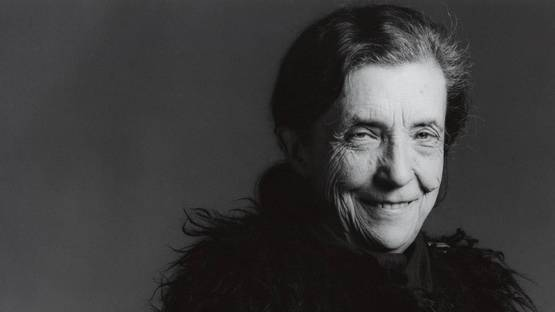 Louise Bourgeois - Photo of the artist, 1982 - Image via Robert Mapplethorpe