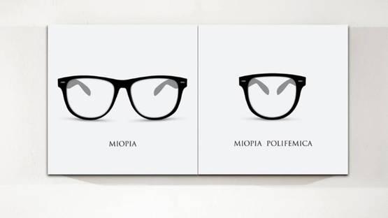 Luciano Caggianello - Miopia and Miopia Polifemica