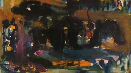 Luigi Spazzapan - Komposizione n. 03 (detail)