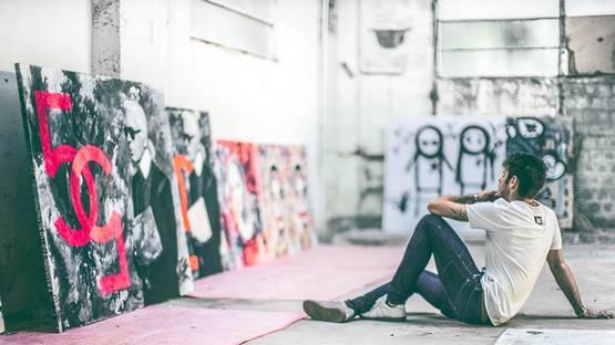 Lukas Avalon's Portrait - Photo Credits Jon Olsson