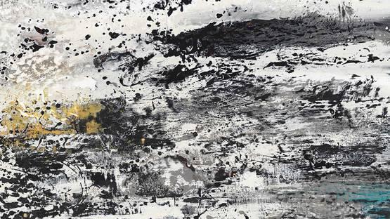 Lynn Basa - Anomaly (detail), 2015 - image courtesy of Matthew Rachman Gallery
