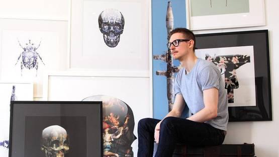 Magnus Gjoen - artist