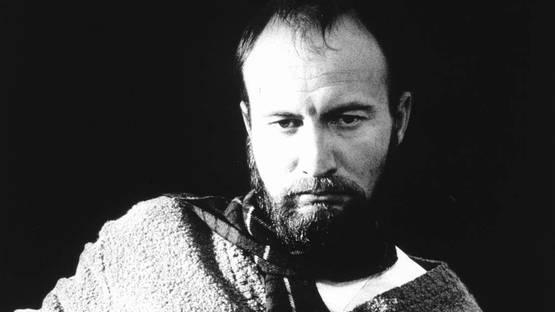 Manolo Millares portrait, 1971 - Photography Juan Dolcet