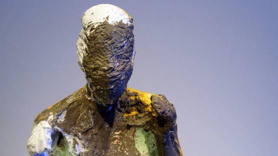 Manuel Neri - Untitled (Detail) - image via artobservercom