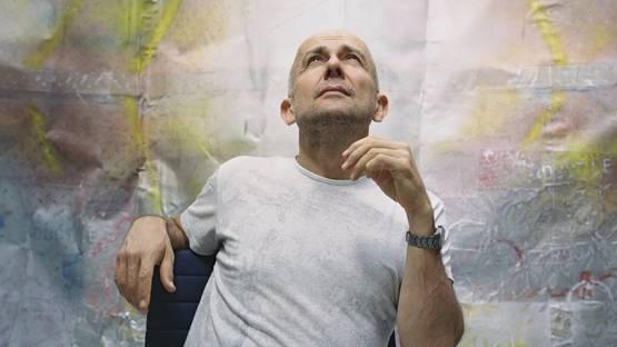 Marc Quinn - Photo of the artist - Image via newstatesmancom