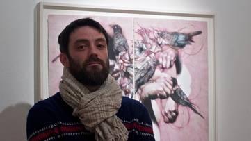 Marco Mazzoni - Photo of the artist - Image via pinterest