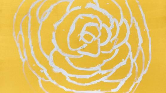 Margaret Evangeline - Zen Camellia, 2017 (detail)