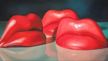 Margaret Morrison - Wax Lips - 2008