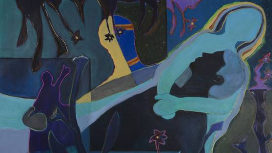 Margaux Derhy - The Pieta And The Fantastic, 2019 (detail)