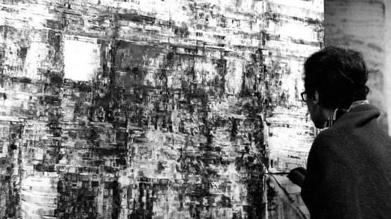 Maria Helena Vieira da Silva painting Memoire, 1966, image copyright of Jeanne Bucher Jaeger