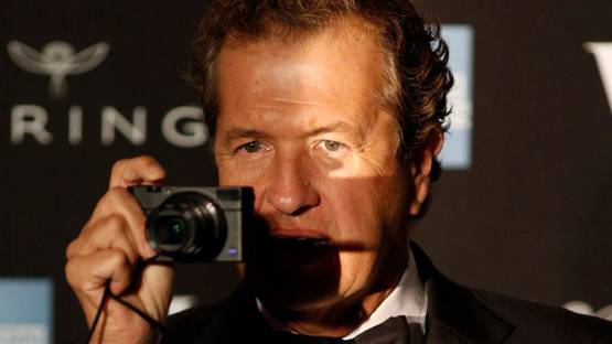 Mario Testino - Photo of the artist - Image via albawabacom