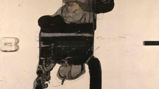 Mario Pucciarelli - N-persona, ca 1962 (detail)
