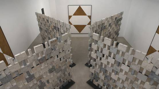 Mark Hagen, Installation view, Francois Ghebaly Gallery, 2011