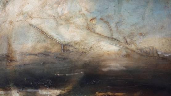 Mark Johnston - After Titian, detail