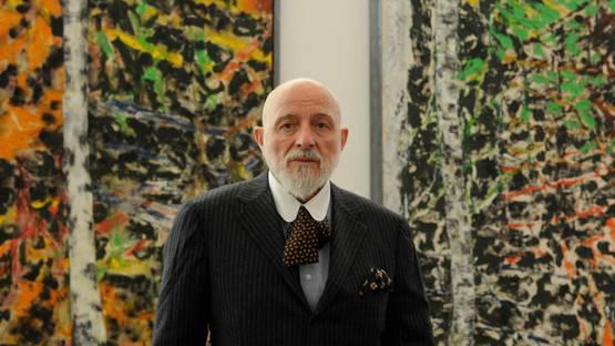 Markus Lüpertz - Profile Image