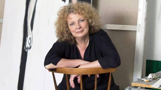 Marlene Dumas - Photo of the artist - Image via theguardian.com