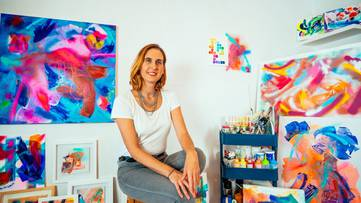 Marta Falomir - portrait