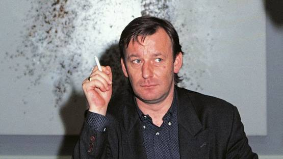 Martin Kippenberger - Portrait - Photo via taschencom
